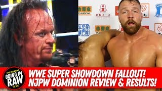 Goldberg vs. Undertaker Fallout | NJPW Dominion 2019 Review! | Going In Raw Podcast