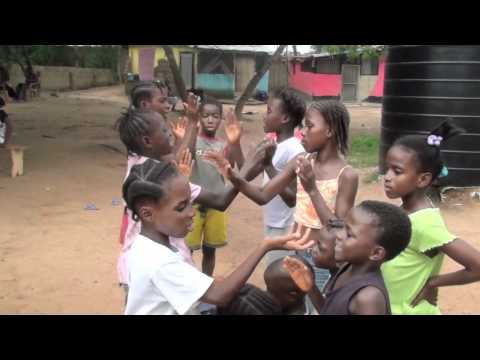 Three African Clapping Games from Liberia - Africa Heartwood Project