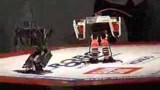 ROBO-ONE 13: Taekwon-V vs. Garoo