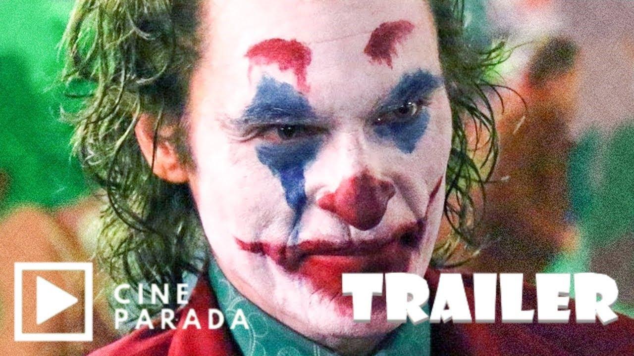 Joker 2019 Trailer Oficial Subtitulado En Español Hd Youtube