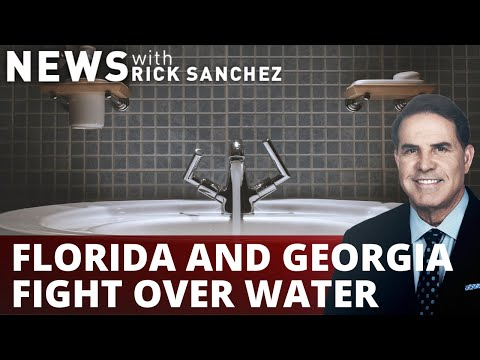 Florida, Georgia fight over water goes to Supreme Court