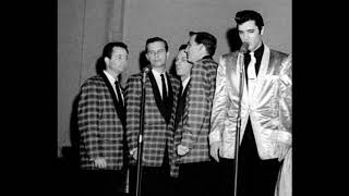 Elvis and The Jordanaires - Don't (VOCAL ISOLATED)