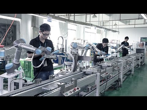 COBOTS enables Xiamen Runner Industrial Corporation to achieve flexible manufacturing [2020]