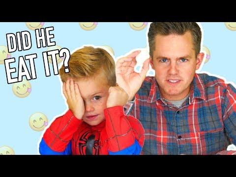 SURPRISING MARSHMALLOW TEST! Our Two Kids Tested... 😅
