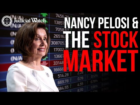 Investigate Nancy Pelosi Over Tesla Stock Options?!
