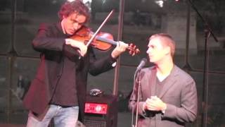 """Ever the Same"" LIVE with Rob Thomas and Tim Fain"