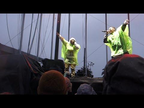 Kamaiyah – I'm On – Treasure Island Music Festival 2016, San Francisco