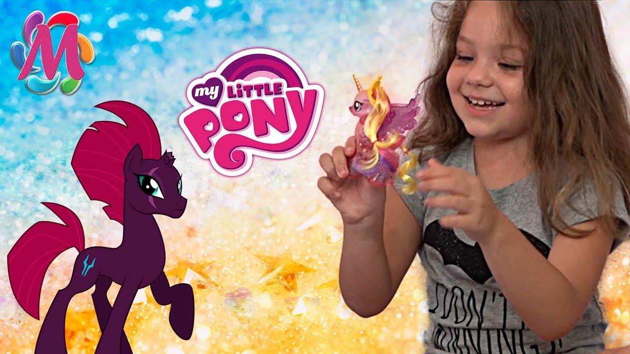 Май Литл Пони Мои любимые персонажи Буря Принцесса Каденс ...