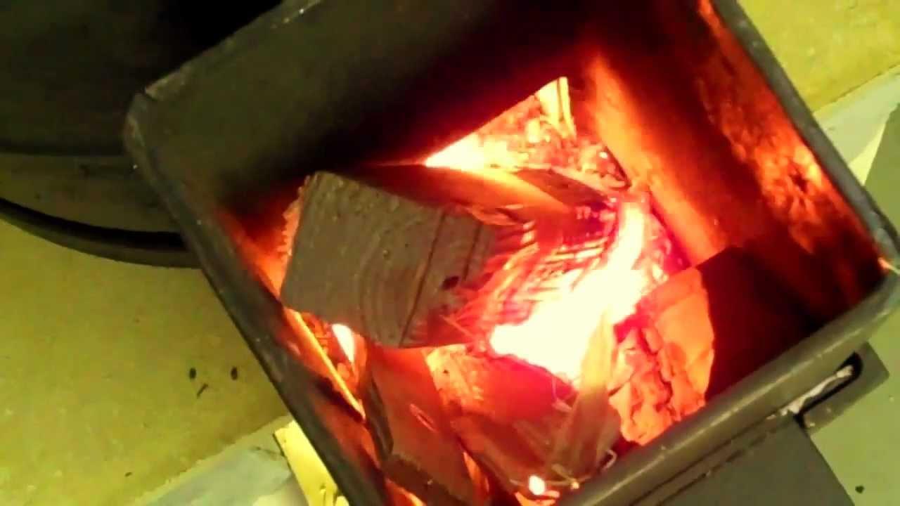 Heater For Garage >> WORKSHOP ROCKET STOVE HEATER part 2 - YouTube