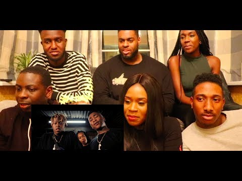 Distruction Boyz - Shut Up & Groove Ft Babes Wodumo & Mampintsha ( REACTION VIDEO ) || @DistructionB