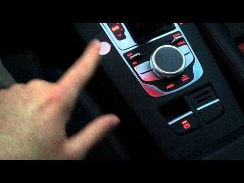 2015 Audi A3/S3: Electronic Parking Brake Tip