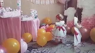 Скачать Виктории 1 годик