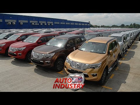 Motoring Today | Industry News: Nissan Terra Arrives at Philippine Ports