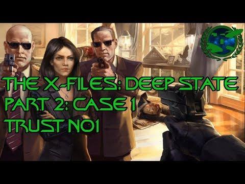 The X-files: Deep State - Part 2, Case 1: Trust No1 - Gameplay Walkthrough