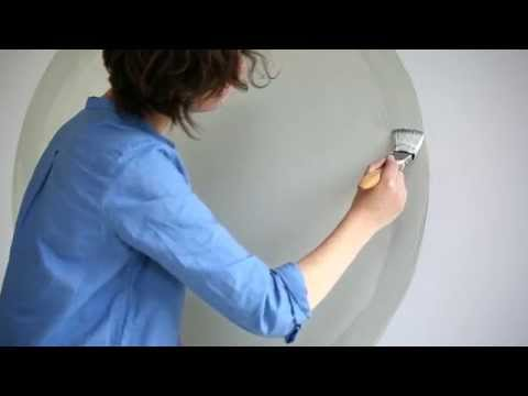 How to paint a feature circle