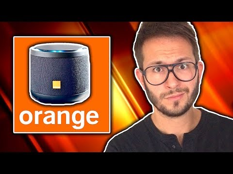 ORANGE TACLE FREE ! 5G en France, enceinte connectée Djingo...