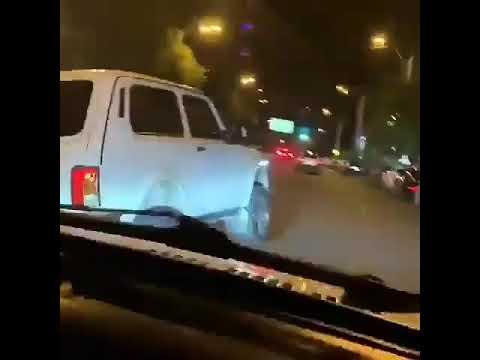 Lada Niva Armenia Yerevan Drive 2019