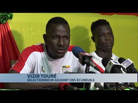 Football : match amical Bénin # Congo