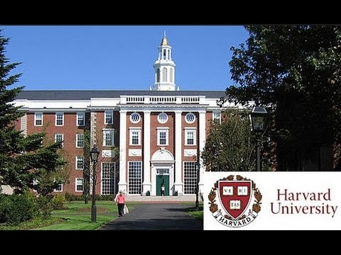 HARVARD UNIVERSITY Tour Boston Massachusetts USA
