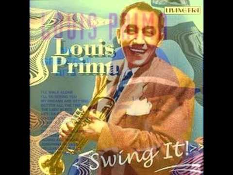 Louis Prima & His Orchestra with Keely Smith - The Bigger The Figure