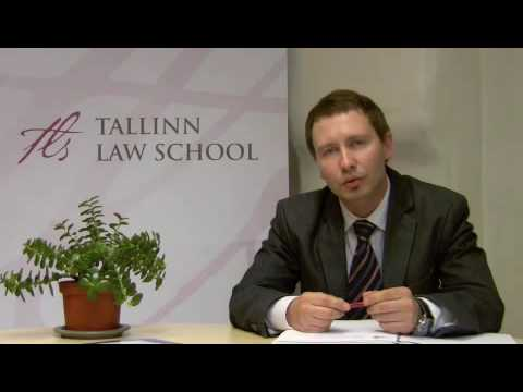 Why study at Tallinn Law School?