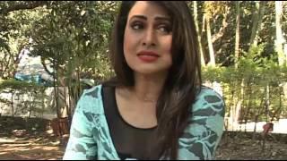 interview of actress pakkhi hegde    official channel of bhojpuri actress pakkhi hegde