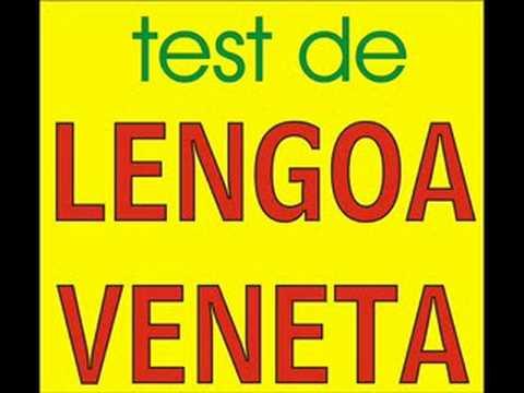 VENETIAN LANGUAGE TEST di dialetto veneto