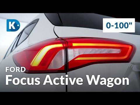 Ford Focus Active Wagon | Pro e Contro in 100 secondi!
