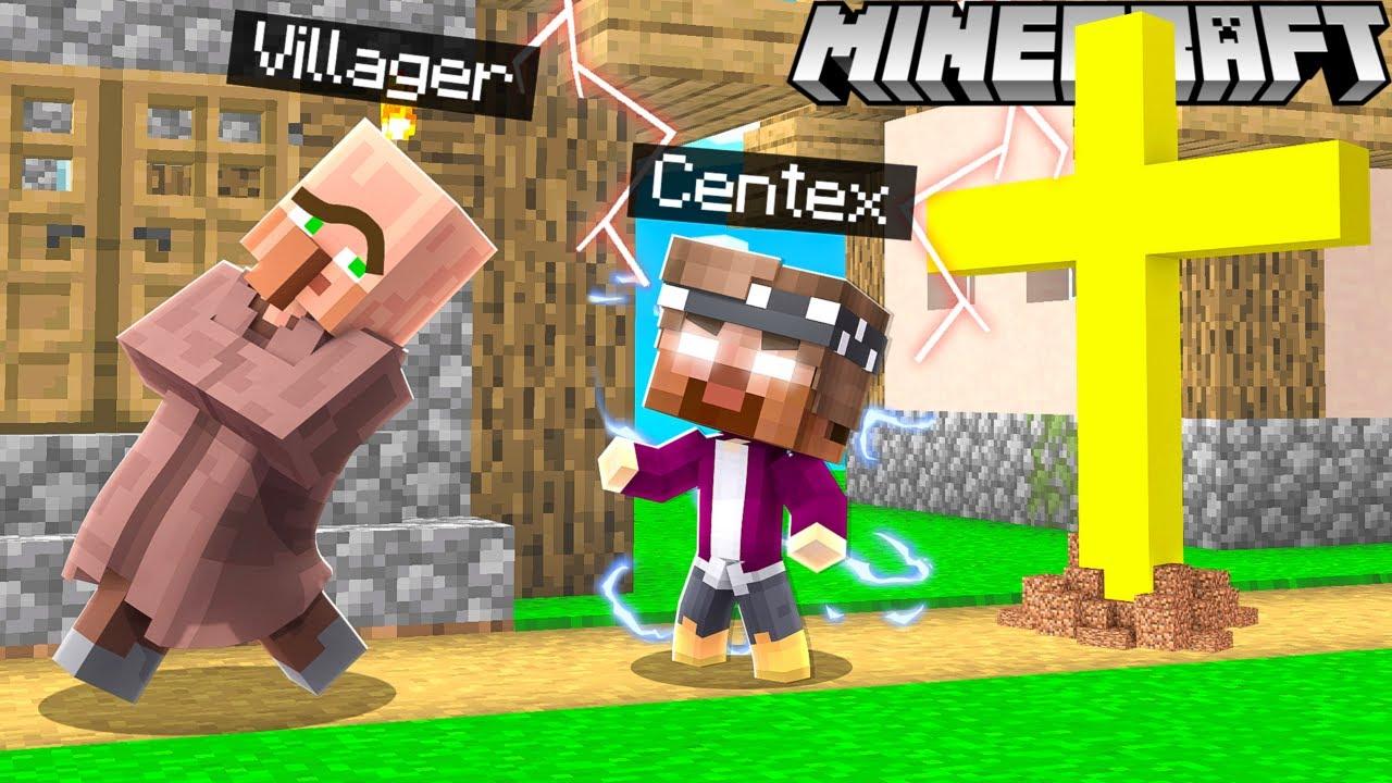 Ich werde HEROBRINE in Minecraft!