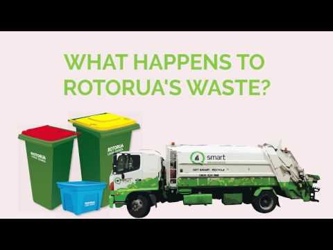 Rotoruas Waste Collection Journey