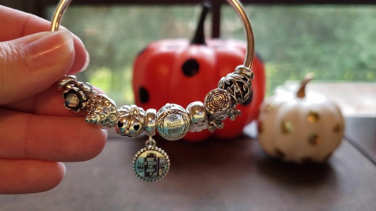charms pandora halloween