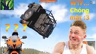 Tổng hợp những pha lái xe bay hài hước nhất trong Battlegrounds