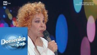"""Ornella Vanoni canta """"L'appuntamento"""" e """"Domani è un altro giorno"""" - Domenica In 24/03/2019"""