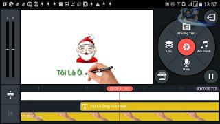 Cách làm video WHITEBOARD ANIMATION bằng Kine Master [Lão Nạp Gaming]