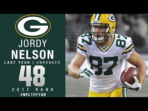 #48: Jordy Nelson (WR, Packers) | Top 100 Players of 2017 | NFL