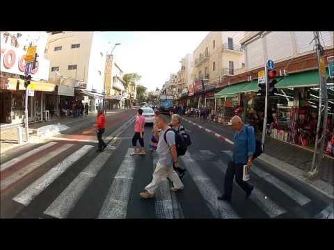 Tour De Haifa, Israel - Neve Sheanan, Nesher, Hadar