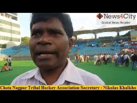 TRIBAL HOCKEY TOURNAMENT Organised by Chota Nagpur Tribal Hockey Association