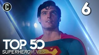 Top 50 Superhero Movies: Superman - #6