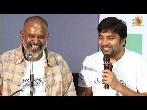 Some scenes in Hangover copied from Saroja : Venkat Prabhu and Siva Comedy Speech