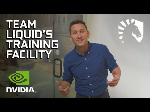 Team Liquid's Alienware Training Facility is Powered by GeFo