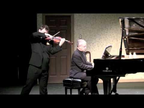 Kreisler: Liebesleid, Wolfgang David - violin