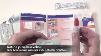 Viola Klamydiatesti luotettava kotitesti