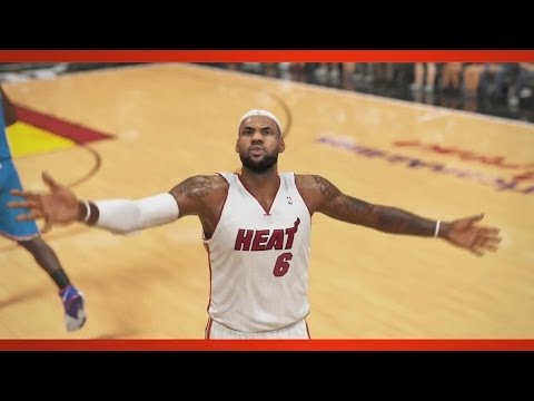 NBA 2K14 Next Gen Trailer!