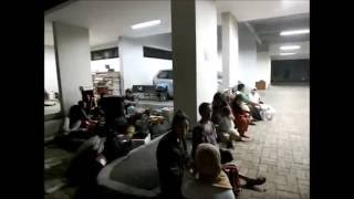 Kebakaran Dipemukiman Padat Belakang Senayan City