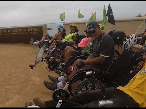"""Arr"" Seven Priates Ride -  Recumbent Trike Ride"