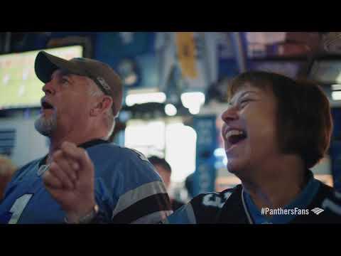 #PanthersFans: Garage Mahal