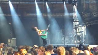 Black Pistol Fire - Colours Of Ostrava 2018
