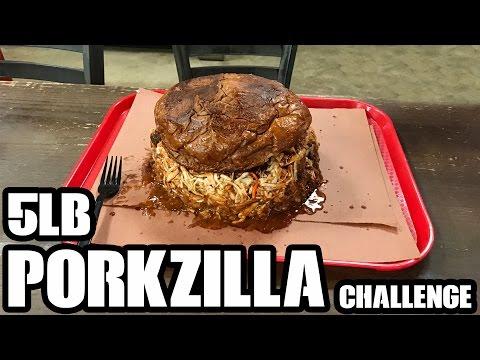 UNDEFEATED Kreuz Market PorkZilla Challenge | Bryan, Texas