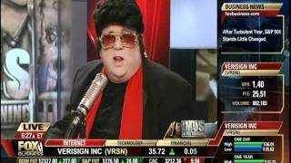 Fat Elvis on Imus in the morning