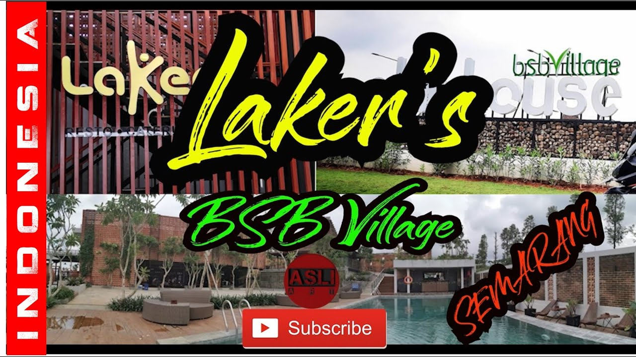 Obyek Wisata BSB Village Club House & Lakers' Cafe ...